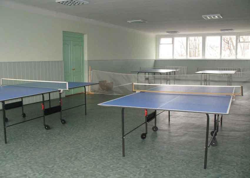 тенісний зал